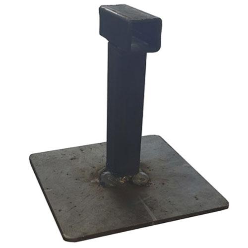 Закладная под бетонирование 120х120 мм h-90 мм